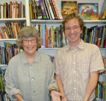 Jeanne Birdsall and Matt Phelan